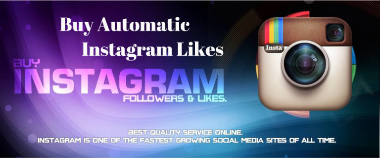 Instagram Auto Likes From $➄ | Buy Followers and Likes Cheap
